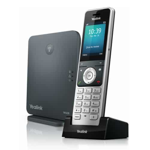 Yealink W60P Base Station with W56H Handset